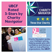 United Breast Cancer Foundation Receives Charity Navigator 3-Star Rating