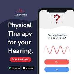 AudioCardio App