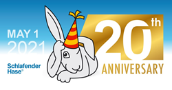 Schlafender Hase Celebrates its 20th Anniversary