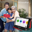 Time is running out: GrandPad offers last-minute Mother's Day tech buying tips for senior moms and grandmothers