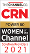 Kelly Nuckolls, Vice President of Marketing & Alliances at InfoSystems, Recognized in the Power 60 Among CRN's 2021 Women of the Channel