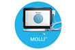 MOLLI consists of an implantable marker, detection wand and visualization tablet that together, provide superior tumor localization.
