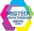 Wellbeats named Best Overall Fitness Technology Company in  2021 MedTech Breakthrough Awards Program