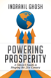 Dr. Indranil Ghosh, author of Powering Prosperity, wins Gold in the Nautilus Book Award