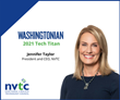 Washingtonian Names NVTC President and CEO 2021 Tech Titan