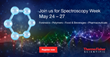 "Thermo Fisher Scientific to Host ""Spectroscopy Week: Virtual Users Meeting,"" May 24-27, 2021"