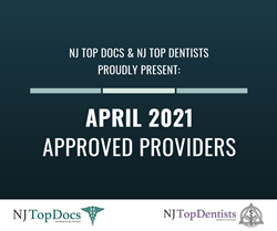 NJ Top Docs - April 2021