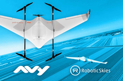 Robotic Skies partners with Avy Drones to provide professional field maintenance services.
