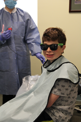 Virtudent, a Boston-based mobile dental clinic and teledentistry service provider, recently visited Spaulding Academy & Family Services (formerly Spaulding Youth Center) to provide dental cleanings, x-rays, and fluoride to 26 residential children scheduled over two days. The program is offered free to Spaulding Academy & Family Services through sponsorship and cooperation with Northeast Delta Dental.