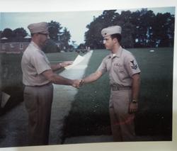 Vietnam Veteran Robert Blumenstock