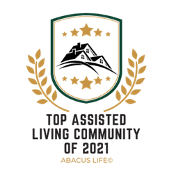 Abacus Life Award Symbol 2021