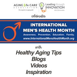 ALCA celebrates Men's Health Month