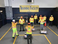 Safety Marking Team Training