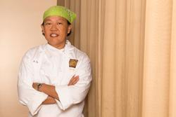Chef Anita Lo, board member for Common Threads