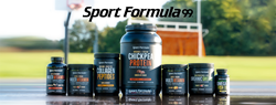 Sport Formula - It's everything missing in food.