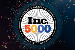 Inc. Magazine Reveals Annual List of America's Fastest-Growing Private Companies—the Inc. 5000