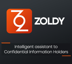 Zoldy, Intelligent Assistance to Confidential Information Holders.