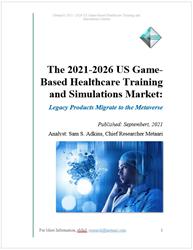 Cover of Metaari's New Health and Wellness Game Report