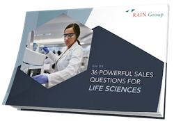 gI 98440 36 Powerful Sales Questions for Life Sciences Cover