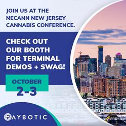 NECANN NJ Cannabis Convention Paybotic