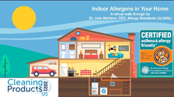 Dr. John McKeon at Cleaning Products US